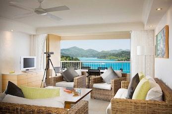 Two-Bedroom Terrace Suite