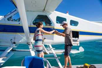 Snorkelling and diving the Great Barrier Reef - Reef Comber Hamilton Island