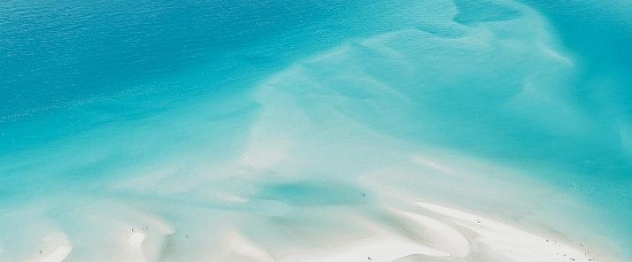 Whitehaven beach by Jason Ierace