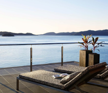 Hamilton Island Yacht Club Villas is a top destination for a luxury family vacation