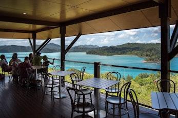 Enjoy the fabulous views from One Tree Hill - Hamilton Island babymoon
