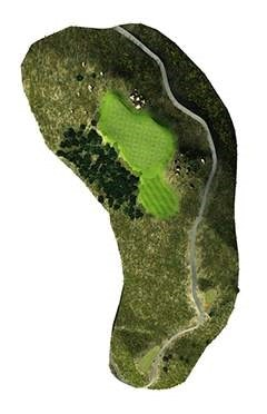 Golf Course Hole 4 Dent Island - Hamilton Island golf holidays