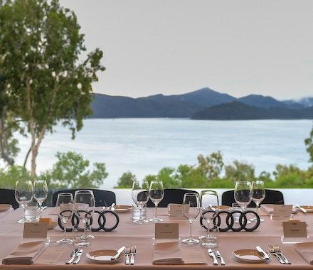 Dinner at qualia - Audi Hamilton Island Race Week 2016